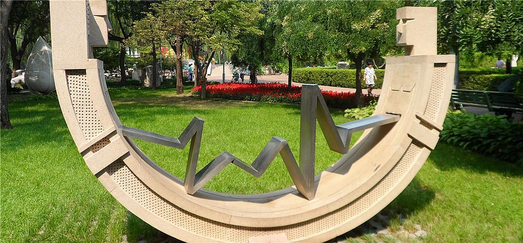 中国美术馆馆长吴为山:城市雕塑应承载中国精神