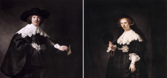 法荷联手巨资收购伦勃朗名画 约8000万欧元