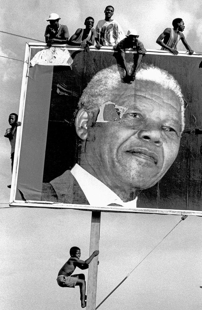 Ian Berry, 1994, South Africa @SCoP