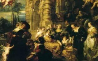 鲁本斯绘画中的暴力和性