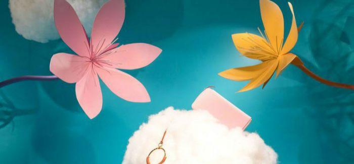 生命脉流  上海爱马仕之家春季主题橱窗