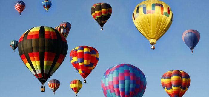 影迷们快去朝圣 澳洲的天空出现了真实《Up》热气球