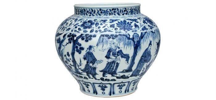 瓷器收藏:辨别元青花仿制品的方法