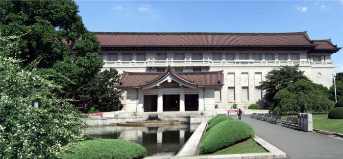 东京博物馆馆长:日本很多流行文化从文物中汲取灵感