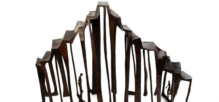 解析之路——法国艺术家VAL雕塑作品展在央美美术馆开幕