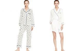 Kate Spade 推出睡衣系列  越来越多的东西能在这儿买到了