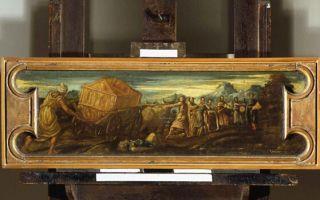 意大利博物馆1500万欧元名画失窃曝光 内鬼参与盗窃