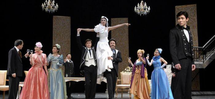 歌剧《茶花女》首演时无人喝彩 被认为离经叛道