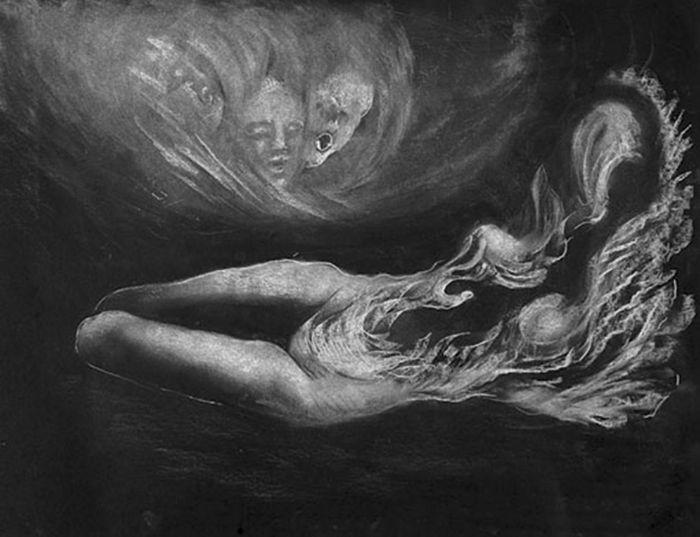 Orpheus & Eurydice (Visitation)