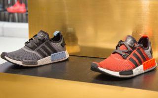 排队买刚上市的 adidas Originals NMD 有多难?