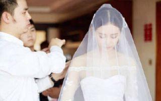 刘诗诗大婚时穿的Carven婚纱  唯美的背后有多少秘密