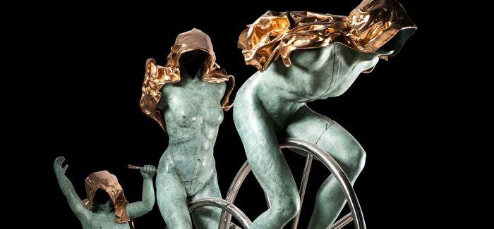 安娜·高美雕塑艺术展:室外雕塑作品一览