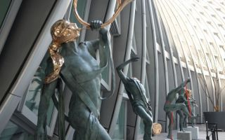 永动的灵魂——安娜·高美雕塑艺术展