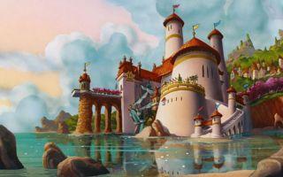 18个其实是由现实世界所启发的Disney童话仙境