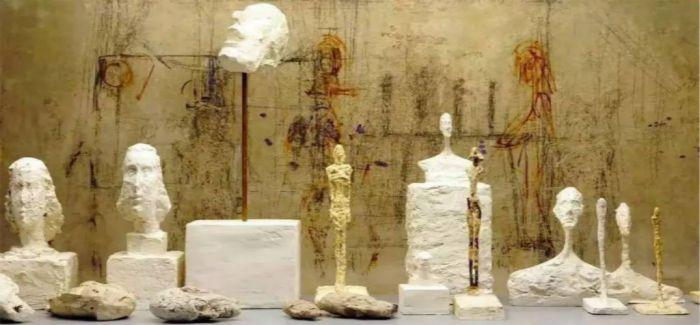 阿尔贝托·贾科梅蒂 人为什么要画,要雕塑呢