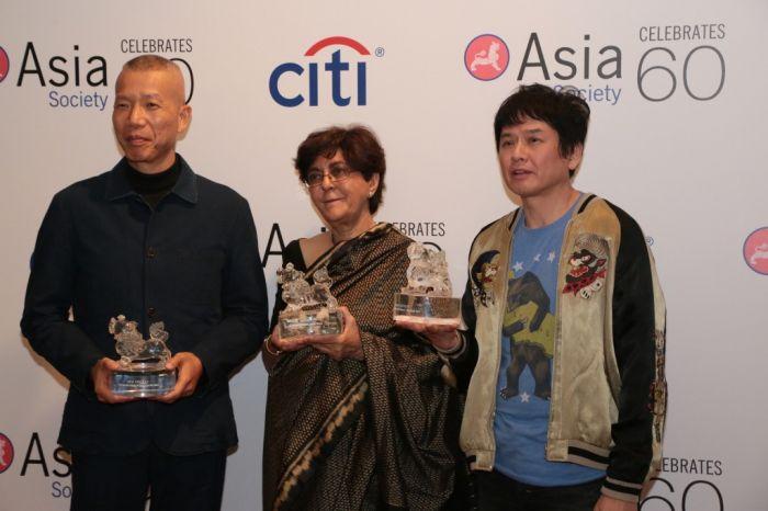 蔡国强及奈良美智等荣获2016亚洲艺术大奖