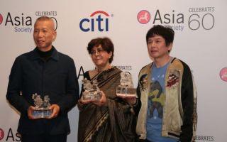 蔡国强 娜莉妮‧玛拉尼及奈良美智荣获2016亚洲艺术大奖