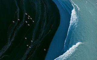Zack Seckler航拍摄影作品:冰岛