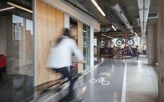美国自行车零件品牌SRAM芝加哥总部办公 SRAM Corporation office
