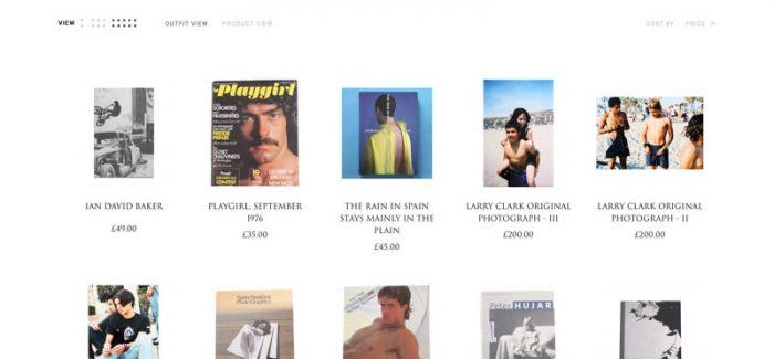 J.W. Anderson与Ian David Baker合作:把八十年代的照片放在衣服上
