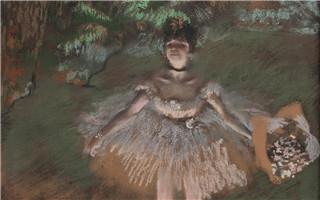 【译界】3月24日:德加不画舞女时还画什么