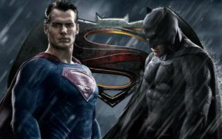 《蝙蝠侠大战超人》点映 英雄对战戏被呼过瘾
