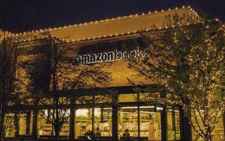 亚马逊为什么要开实体书店?