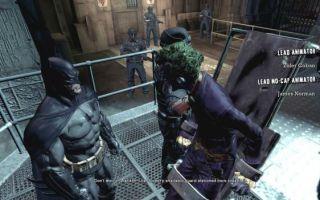 为什么在游戏界 超人始终输给蝙蝠侠?
