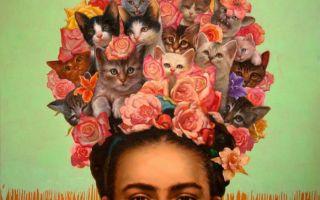 洛杉矶猫咪艺术展回归 意外迎来明星嘉宾
