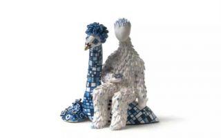 Vipoo Srivilasa:顽皮的陶瓷塑像王国