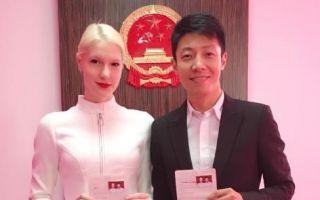 撒贝宁与外籍女友领证 4月在武汉举行婚礼 自己主持