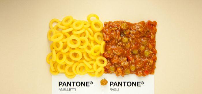 Tasty Pantone:这些西西里地道意式食物成为Pantone般的一格格色