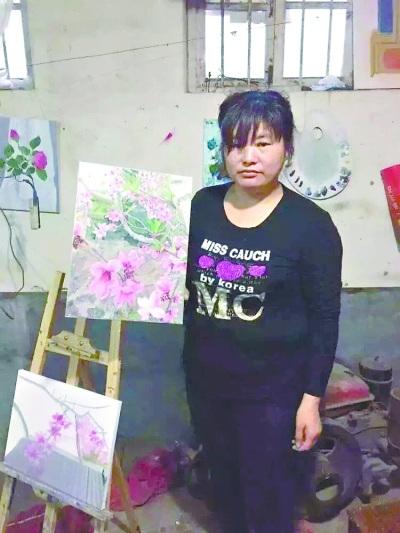 农妇学画30天PK著名艺术家周春芽被批误导大众
