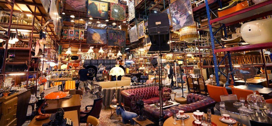 PAPAYA :全世界唯一大型古董仓库  专淘二手电影道具