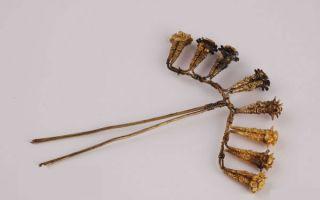 华容发现元代精美金银器 其中国家一级文物6件
