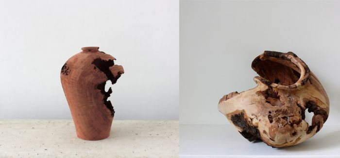 匠心:木质花器的天人合一