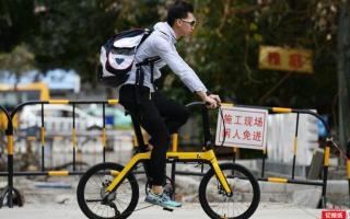 """骑自行车进地铁:700Bike折叠车""""银河""""系列"""