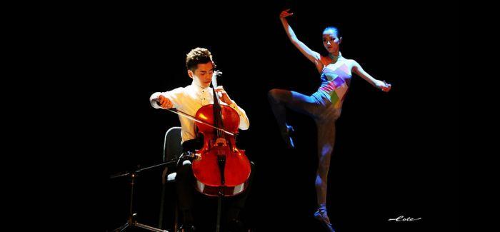 《乐·影——大提琴与芭蕾的对话》:一次扩展艺术时空的尝试