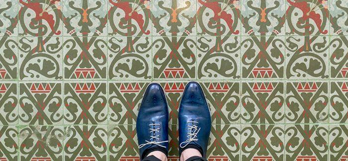 美貌的地板又来了——巴塞罗那篇