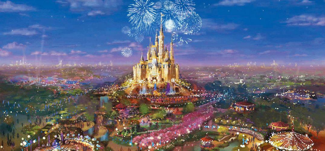 中国主题公园变迁史:迪士尼与古镇殊途同归