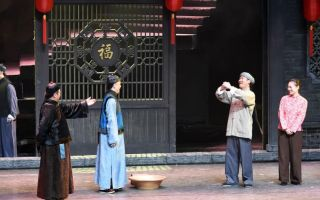 重庆《朝天门》立上首都舞台