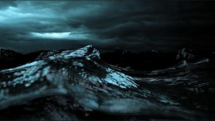 《铸浪为山》 4分03秒 彩色单频录像 2015
