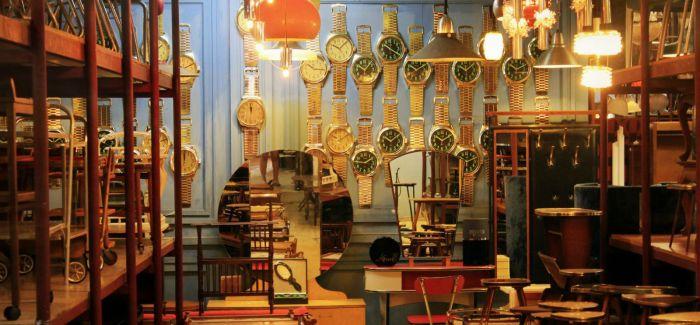 全世界最大的二手复古店  连好莱坞都是它的顾客