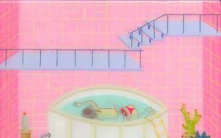 Kristen Liu-Wong插画:糖果色的情色暴力世界