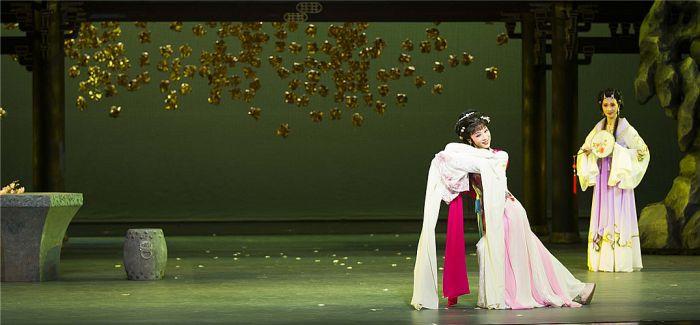 越剧演《甄嬛》不失魂 连台本越剧60年重回舞台