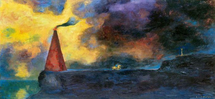 里希特谈诺尔德——艺术家不能以私生活来进行评判