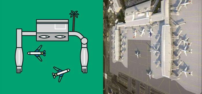 一群调皮捣蛋的世界知名建筑