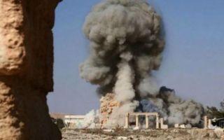 【译界】4月7日:ISIS摧毁文明只为钱?