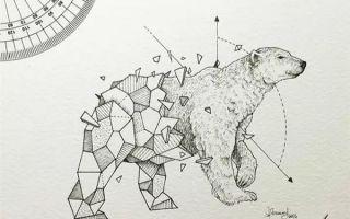 Kerby Rosanes:动物写实太容易 就用几何来代替