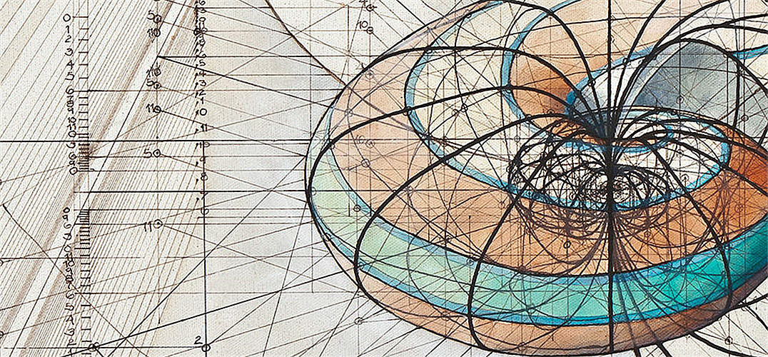让这本纯手工绘制的黄金比例着色书 带你领略数学之美